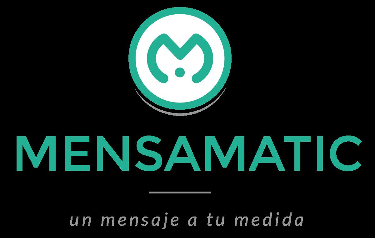Mensamatic: un mensaje a tu medida